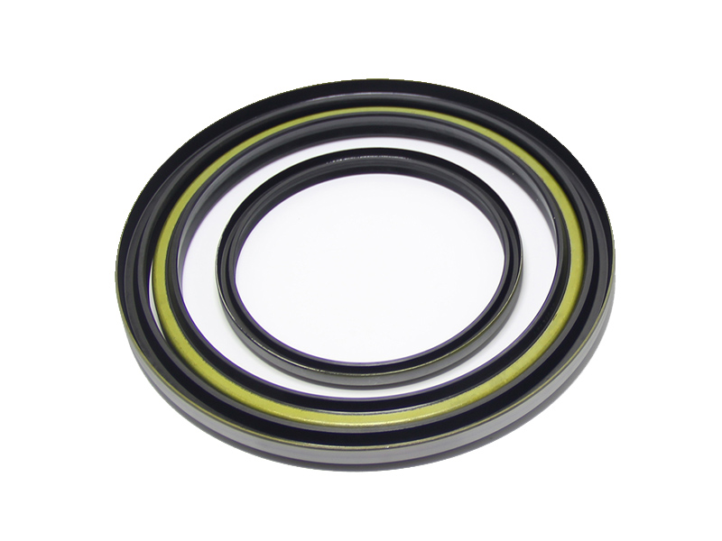 DSH-Wiper Ring Manufacture | Excavator Hydraulic Cylinder Wiper Seal-2