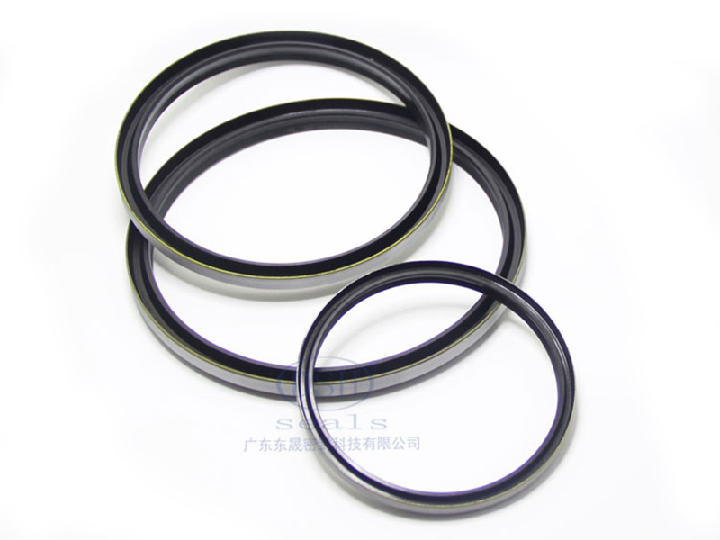 DSH-Wiper Ring Manufacture | Excavator Hydraulic Cylinder Wiper Seal-3