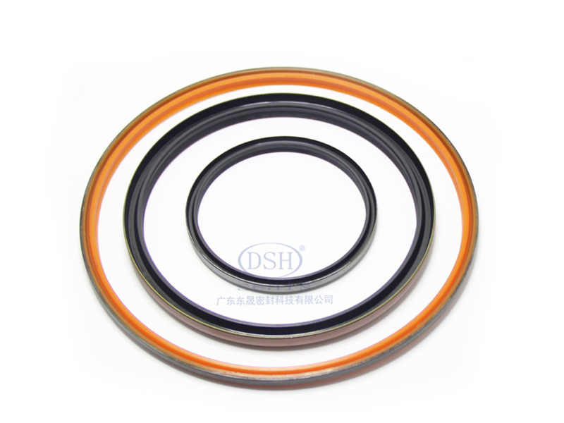 DSH-Wiper Ring Manufacture | Excavator Hydraulic Cylinder Wiper Seal-4