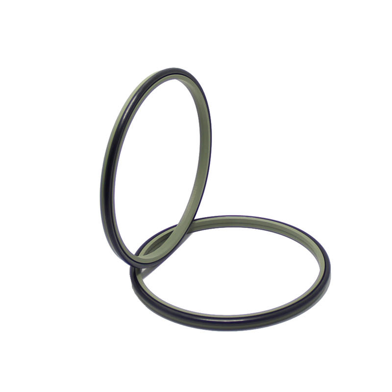 DSZ-Rod Scraper PTFE Hydraulic Wiper Ring