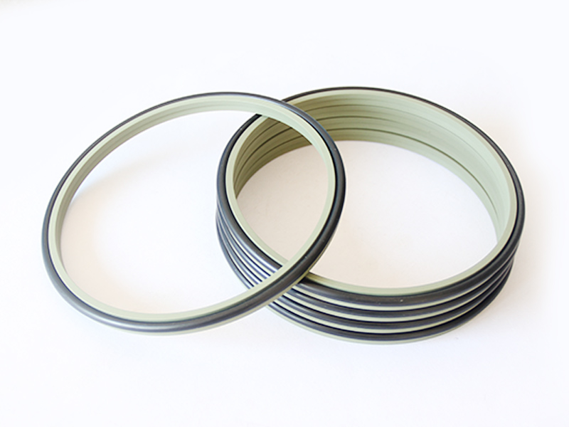 DSH-Wiper Ring, Dsz-rod Scraper Ptfe Hydraulic Wiper Ring-4