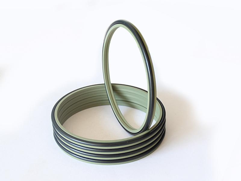 DSH-Wiper Ring, Dsz-rod Scraper Ptfe Hydraulic Wiper Ring-5