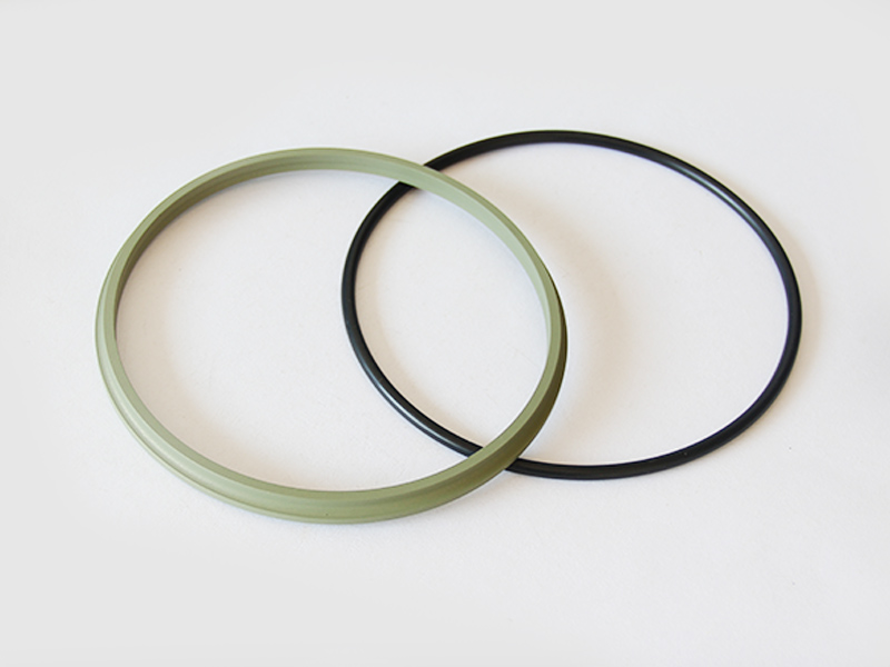 DSH-Wiper Ring, Dsz-rod Scraper Ptfe Hydraulic Wiper Ring-2