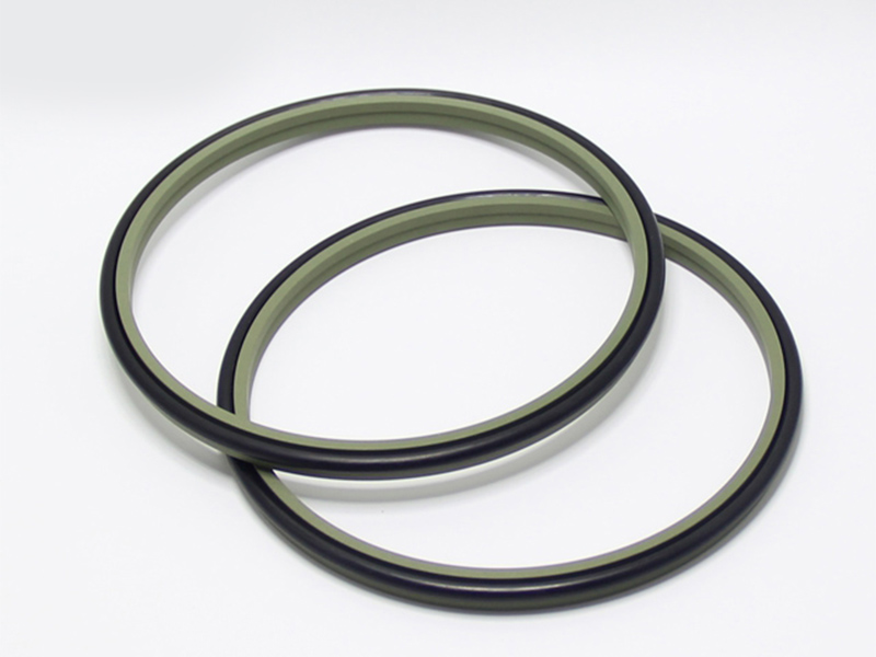 DSH-Wiper Ring, Dsz-rod Scraper Ptfe Hydraulic Wiper Ring-3
