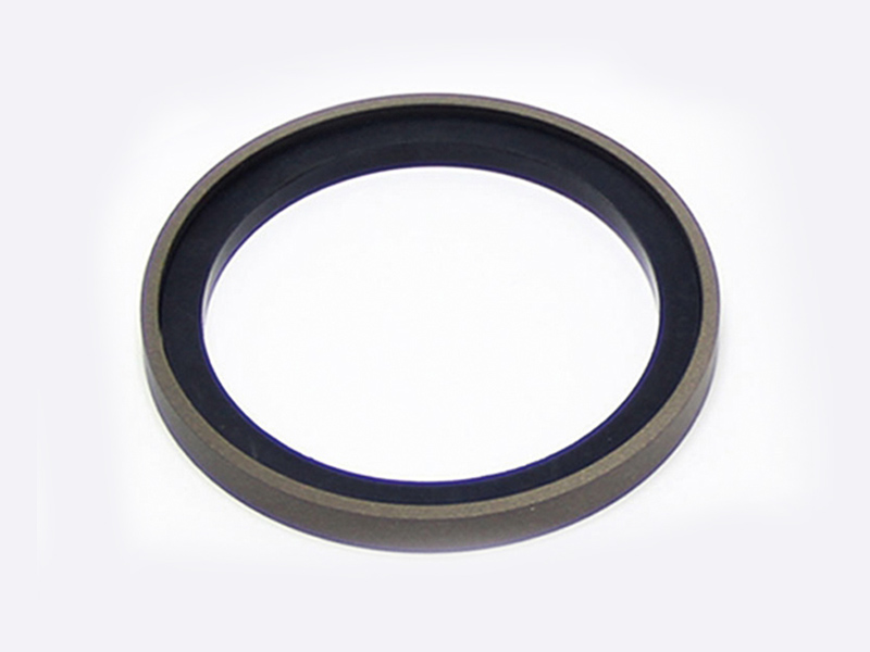 DSH-High-quality Piston Seal Ring | Excavator Heavy Duty Piston Seal-1