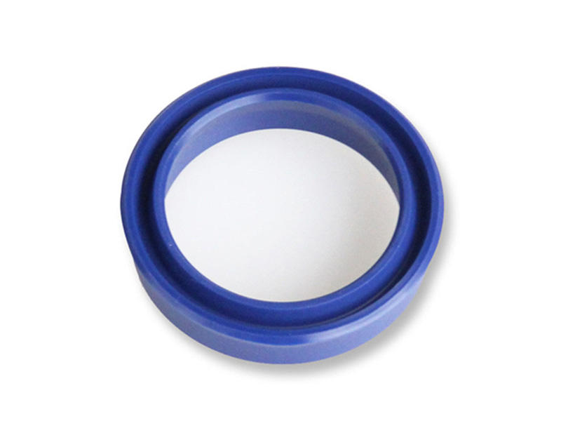 compact cylinder piston seal encapsulated for gas industry DSH