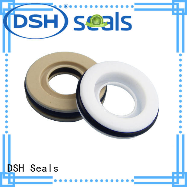 teflon oil seals resistant for pneumatic industry DSH