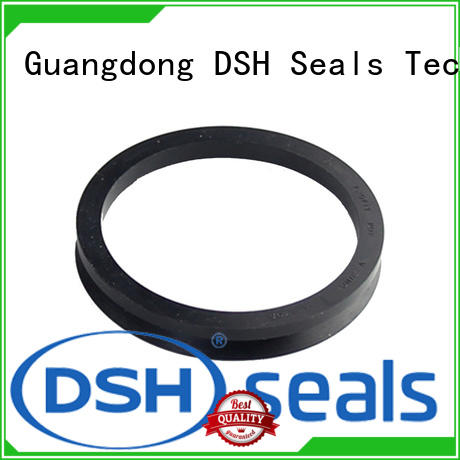 black ptfe rotary seals rod manufacturer for guide ring