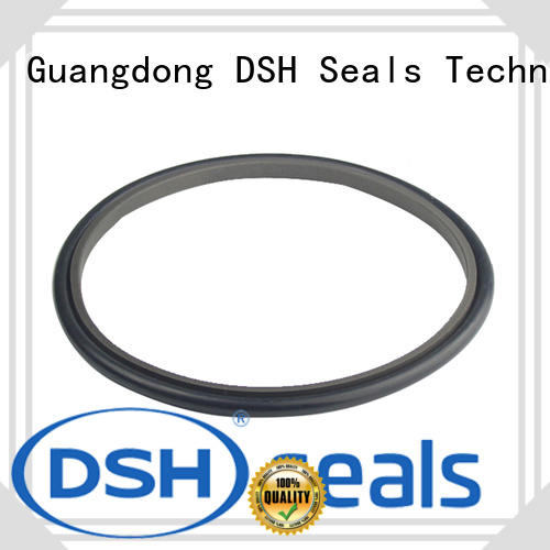 DSH u-cup hydraulic rod seal supplier for gas industry