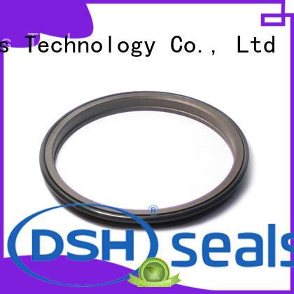DSH dust proof scraper seal supplier for oil industry