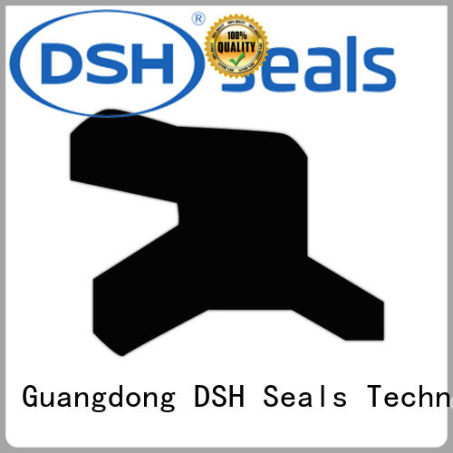 DSH rubber scraper seal daihydraulic for gas industry