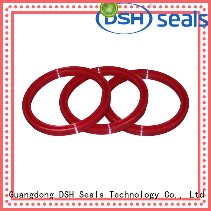DSH un piston rod seals hydraulic inquire now for electric equipment