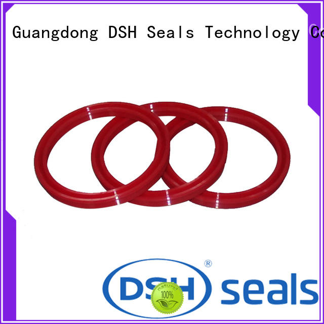 piston rod seals hydraulic design for chemical equipment