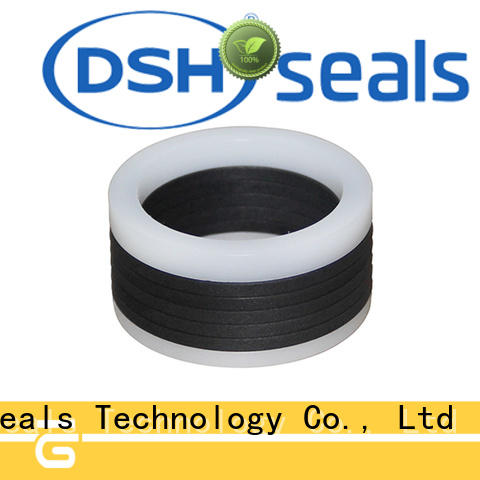 DSH standard piston rod seal with good price for machine