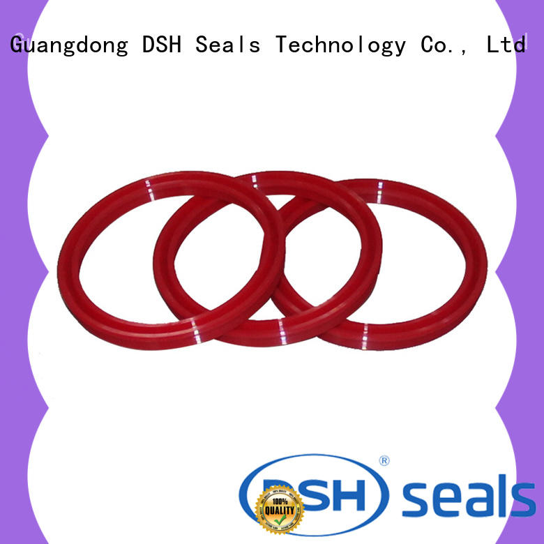 DSH dvr piston rod seals hydraulic factory for coal mining machinery