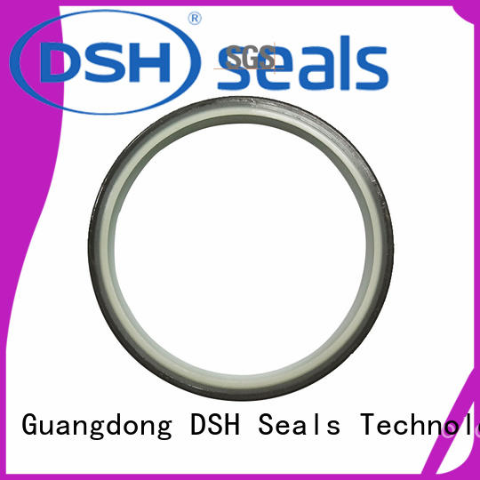 DSH double wiper seals wholesale for coal mining machinery