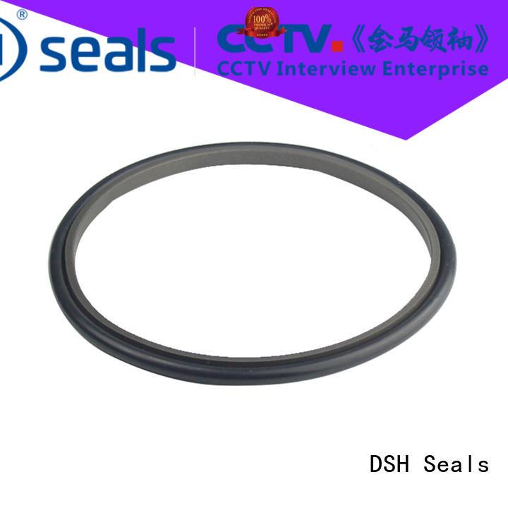 idipu pneumatic rod seal DSH