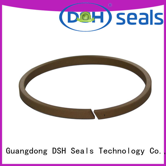 piston seal kit bronze for coal mining machinery DSH