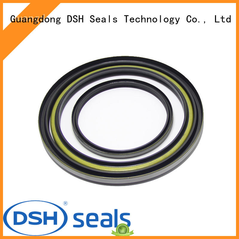 DSH pu wiper seal supplier for gas industry
