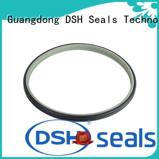 single wiper seals lips for excavator DSH