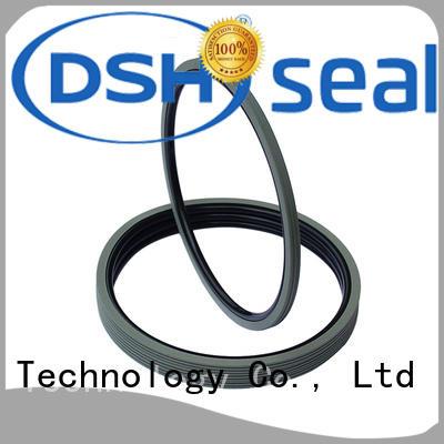 elastic ptfe rotary seals piston customized for engineering