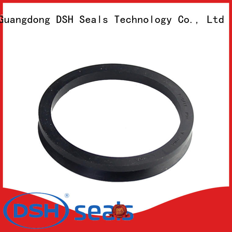 brown rotary shaft seal ptfe from China for guide ring