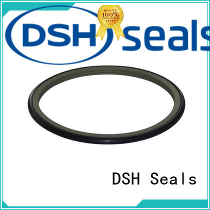 drs high speed rotary shaft seals dvs for pneumatic industry DSH