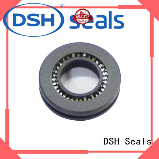 DSH energized oil seal ptfe manufacturer for coal mining machinery