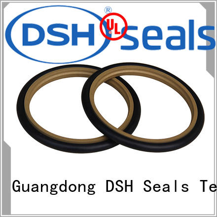 DSH compact pneumatic rod seal factory price for oil industry