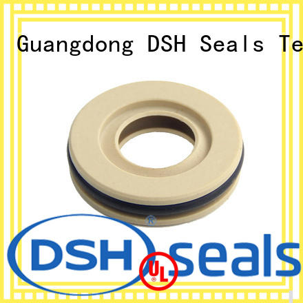 carbon teflon seals seal for electric equipment DSH