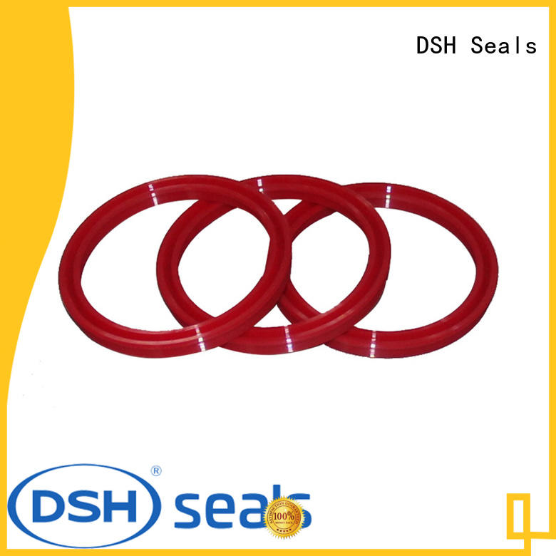 piston rod seal design for pneumatic industry