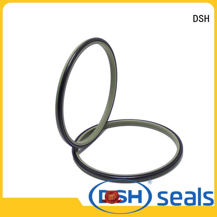 DSH hydraulic rod wiper manufacturer for excavator