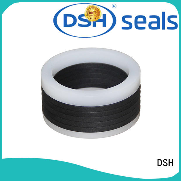 durable u cup piston seal supplier for engineering DSH