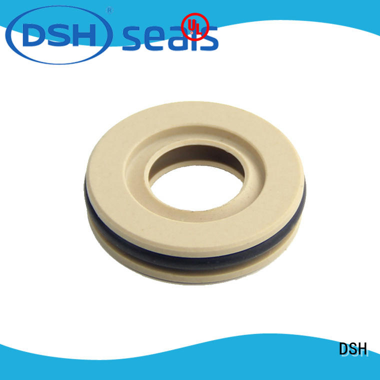 DSH rotary teflon ring seal manufacturer for engineering