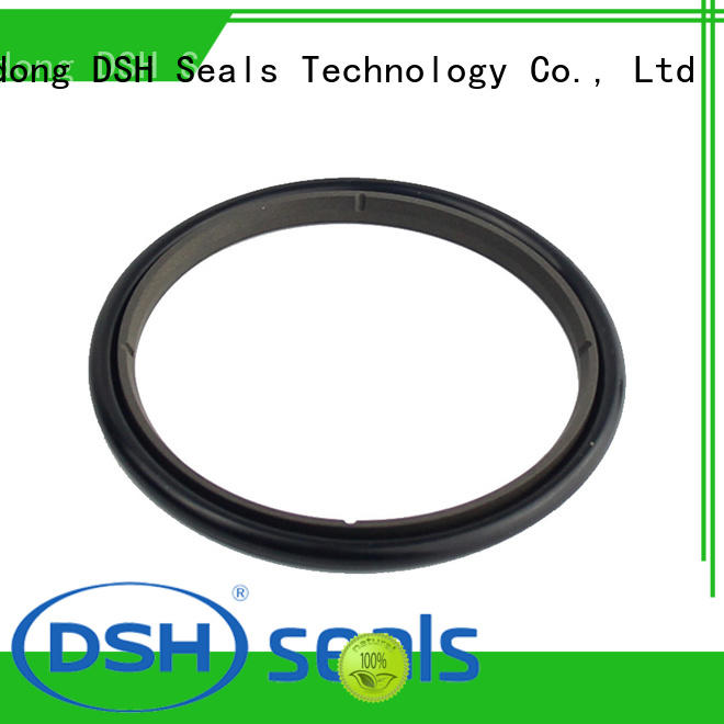 DSH spnhigh pneumatic cylinder rod seals factory price for metallurgical equipment