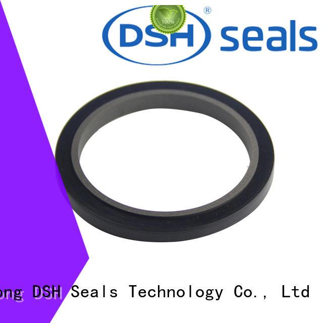 SPN-High Pressure Rod Seal PTFE Bronze, NBR/FKM
