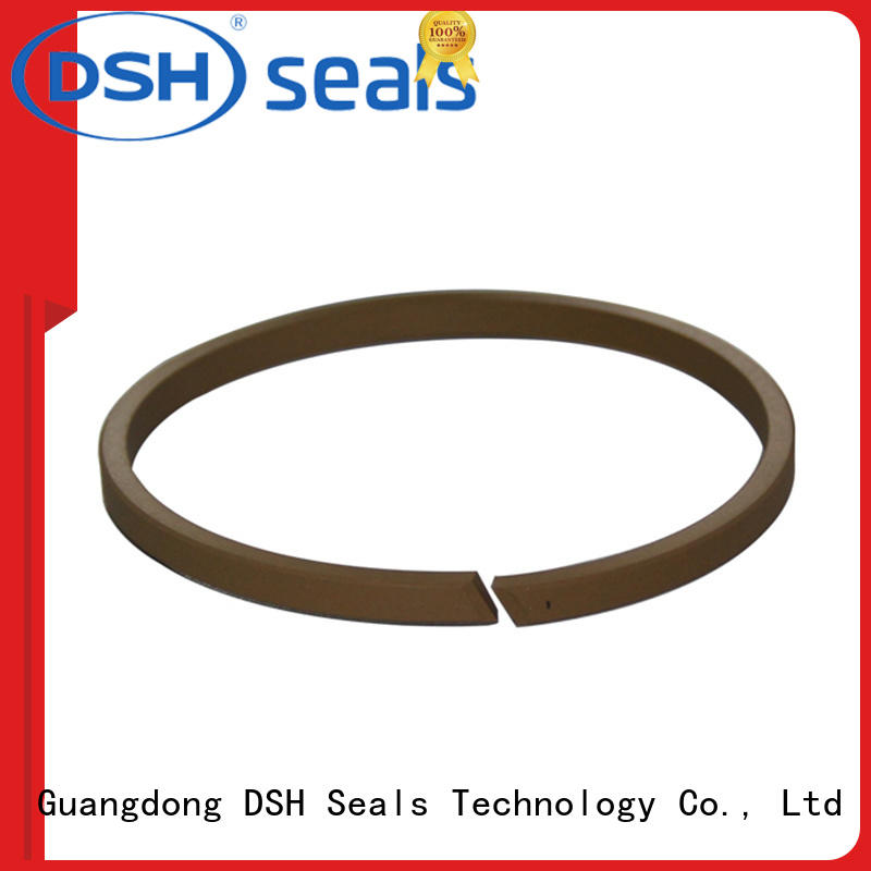 DSH filled piston seal catalogue factory for oil industry