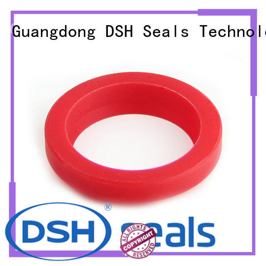 DSH double wiper seal factory price for metallurgical equipment