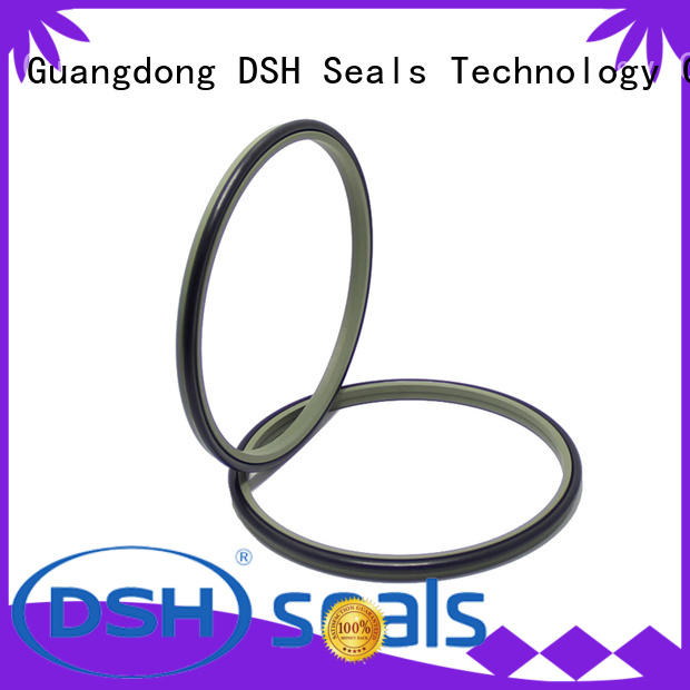 DSH dust scraper seal wholesale for metallurgical equipment