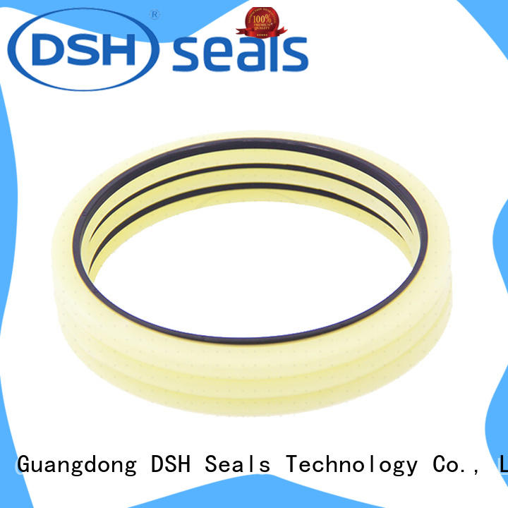 low pneumatic rod seal low personalized for chemical equipment