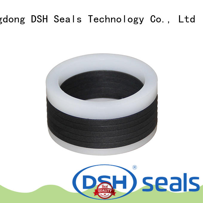 piston rod seals hydraulic vee for hydraulic industry DSH