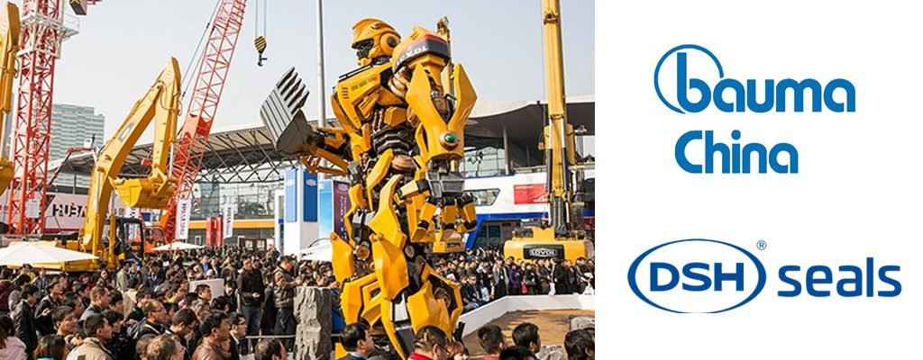 DSH Seals' journey at bauma CHINA 2018 ended successfully-2