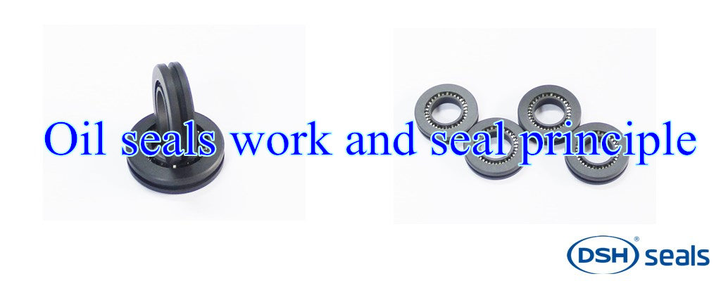Oil seals work and seal principle-2