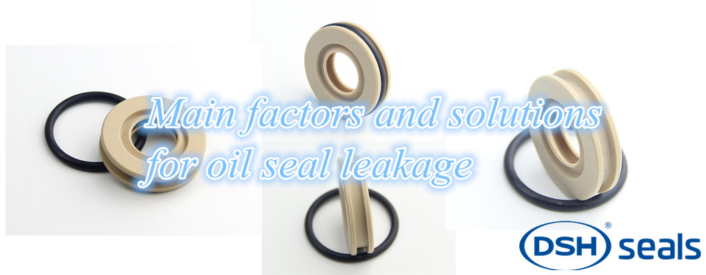 Main factors and solutions for oil seal leakage-2