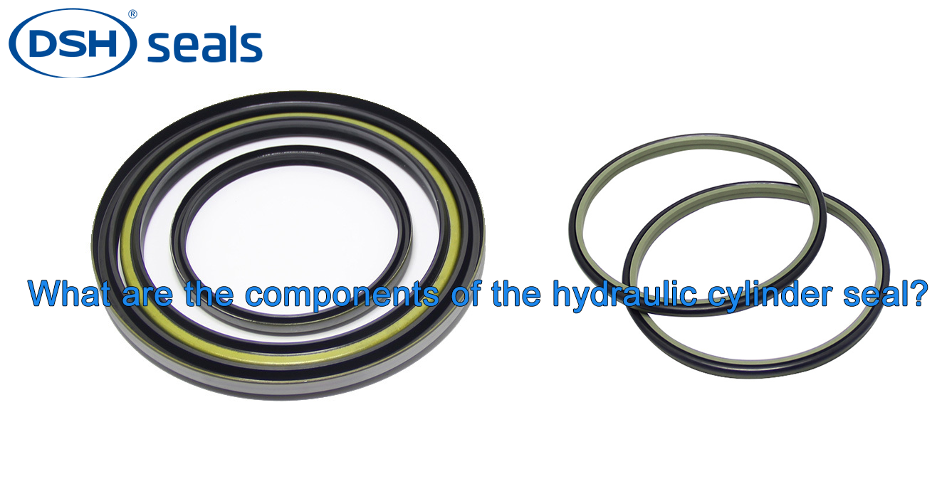 DSH-What Are The Components Of The Hydraulic Cylinder Seal