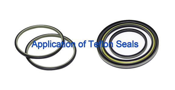 DSH-Application of Teflon Seals